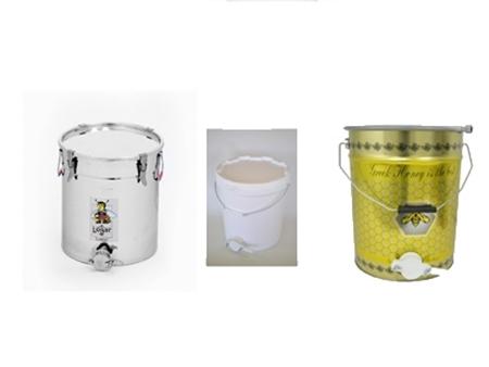 Изображение для категории Контейнеры для упаковки мёда