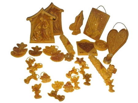 Picture for category Wax Molds