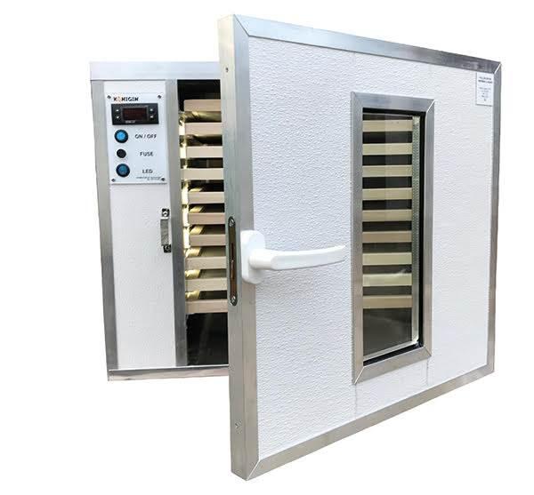 Ξηραντήριο - Θερμοθάλαμος 10 συρταριων 50χ50χ50