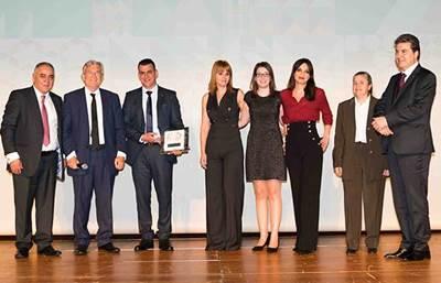Βράβευση της ANEL με το «Βραβείο Βιώσιμης - Καινοτόμου & Υπεύθυνης Επιχειρηματικότητας»!