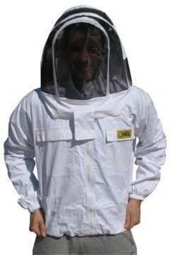 """Imagen de Jacket with Veil """"astronaut type"""" ANE..."""