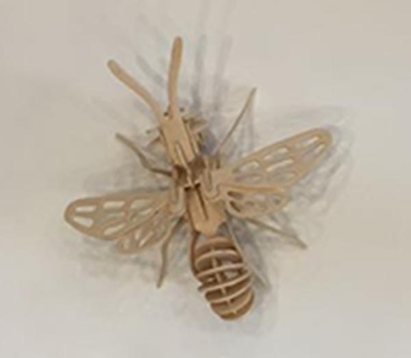 Μέλισσα ΞΥΛΙΝΗ συναρμολογούμενη