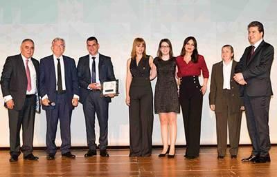"ANEL awarded with the ""Sustainable - Innovative & Responsible Entrepreneurship Award"""