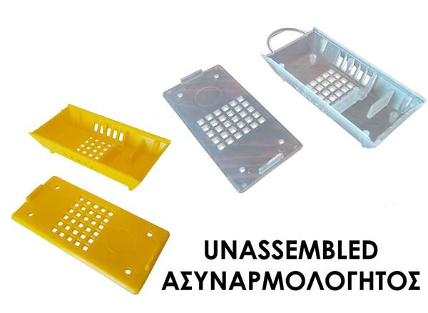 Picture of Queen Introduction Shipping Cage ANEL Unassembled