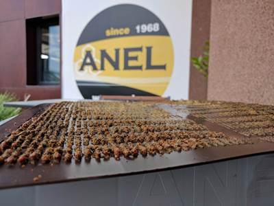 Illegal Chinese copies of ANEL products in the EU market
