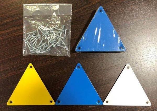 Изображение Orientator Triangular SET of 12