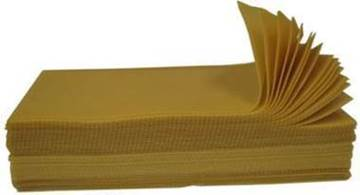 Bild von Natrual Wax Foundation Sheets (package...