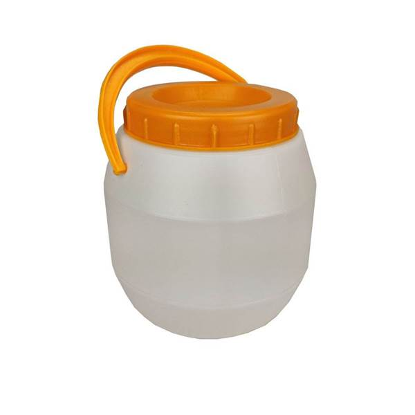 Βάζο Πλαστικό PET με Καπάκι 3Kg