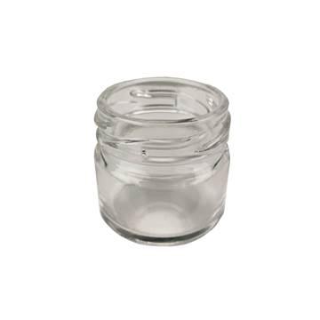 Βάζο Γυάλλινο Στρογγυλό 25 ml φ43 χωρίς καπάκι