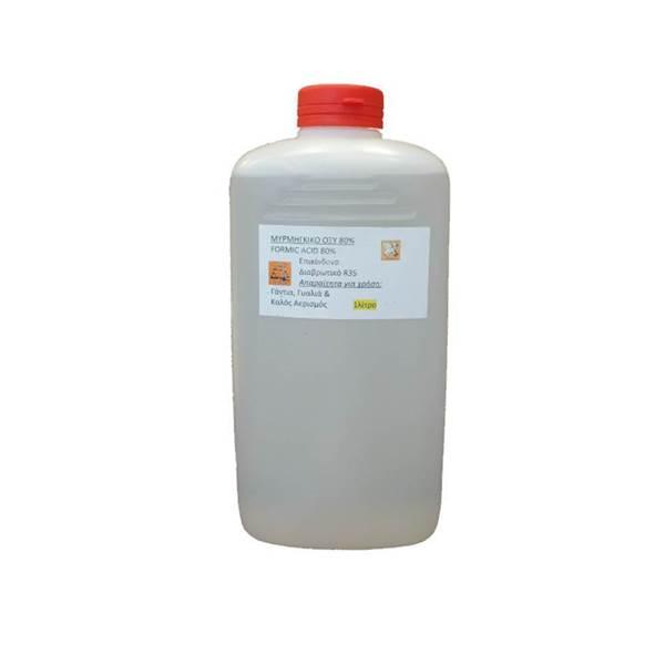 Μυρμιγκικό Οξύ 80% 1 ΚΓΡ