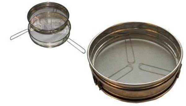 Picture of Honey Filter Double INOX φ23cm