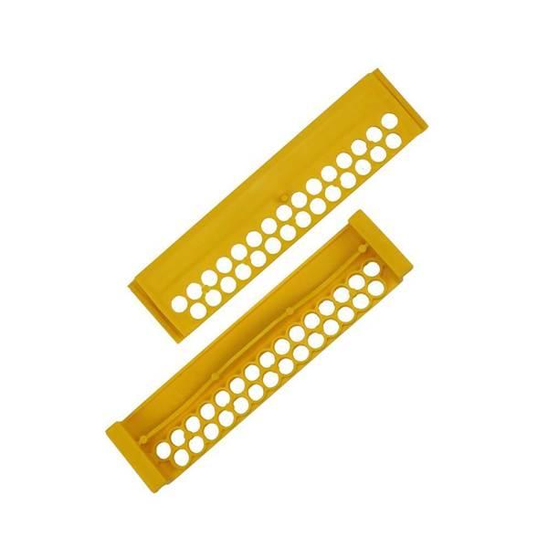 Κινητού Πάτου ANEL Πόρτες Πλαστικές (Ανταλλακτικό set ) yellow