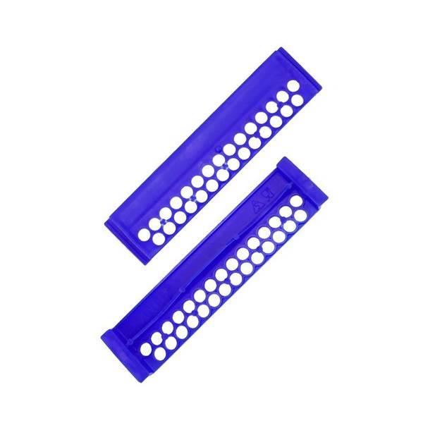 Κινητού Πάτου ANEL Πόρτες Πλαστικές (Ανταλλακτικό set ) blue