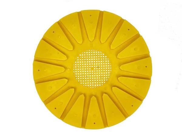 Βαλβίδα Διαφυγής φ26 εφαρμοσμένη ( τεμ 1 ) σε ξύλο ή PVC