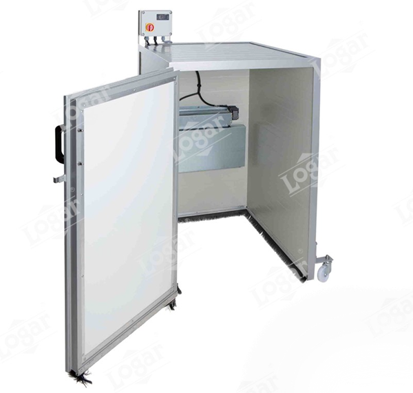 Picture of Honey Heating Chamber for 18 containers of 26kg