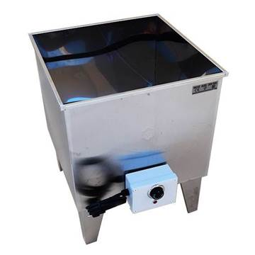 Picture of Bain Marie 4 containers of 26 Kgs ea...
