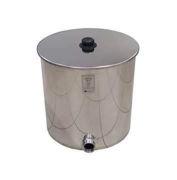 Δεξαμενή Ηρεμίας Μελιού ΙΝΟΧ 50 lt ( 75 Kg )