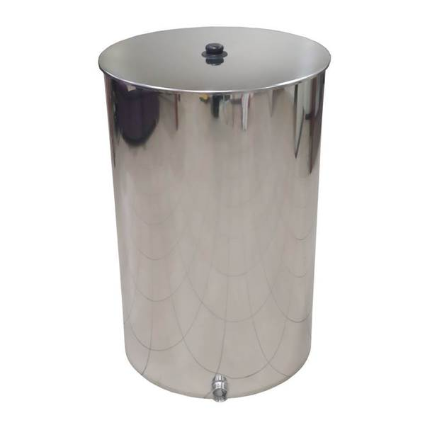 Δεξαμενή Ηρεμίας Μελιού ΙΝΟΧ 300 lt ( 420 Kg )