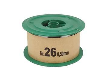 Σύρμα Μελισσοκομίας Σκληρό Νο 26 φ0,50mm, Ρολό ...