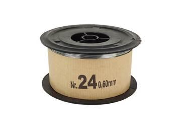 Σύρμα Μελισσοκομίας Σκληρό Νο 24 φ0,60mm, Ρολό ...