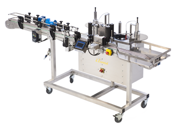 Picture of Labelling Machine Automatic Essentie...