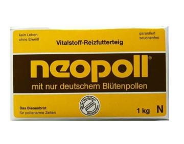 Bild von NEOPOL Bienenfutter 1kg