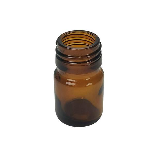 Βάζο Βασιλικού Πολτού Γυάλινο 20ml φ28 χωρίς καπάκι