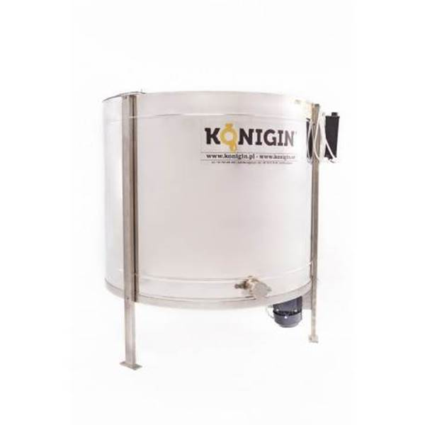 Picture of Electric full automatic honey extractors 6 frame